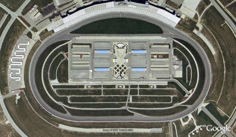 Kansas Speedway, Kansas City, KS, USA